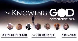 Knowing God Conference